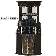 corner bar cabinet black montreal corner bar unit ho decor pinterest corner bar bar