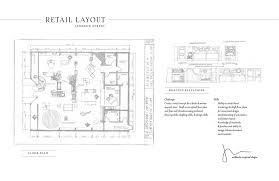 100 floor plans for retail stores amazon open drive in