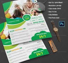 23 day care flyer templates free u0026 premium download