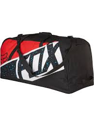 motocross gear ireland fox red white 2017 podium 180 nirv gear bag fox