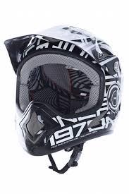 sixsixone motocross helmet mtb full face helmet oneal 2014 backflip fidlock dh evo race nero