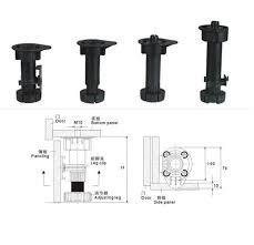 kitchen adjustable plastic cabinet leg buy adjustable plastic