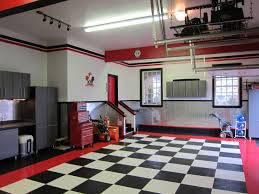 the ivon project garageartists loft portland architecture cool stripped floor increasing interior garage design ideas modern architecture with clean and neat look