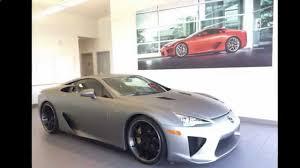 price of lexus lfa in south africa matte silver lexus lfa heading to vancouver автомобили youtube