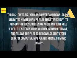 download mp3 youtube flvto what is flvto field youtube