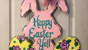 easter door decorations easter door decorations archives detectview