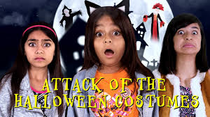 pedro halloween costume attack of the halloween costumes movie trailer parody sketch