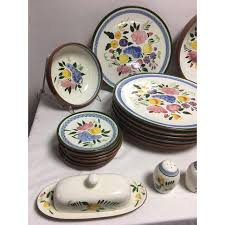 stangl pottery fruit and flowers stangl fruit flowers vintage dinnerware chairish
