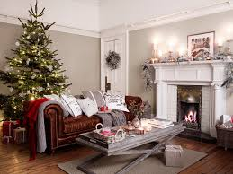 unbelievable christmas living room living room white fireplace