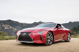lexus lc 500 black price 2018 lexus lc 500 our review cars com