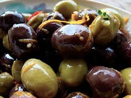 italian olives italian week marinated olives the baker