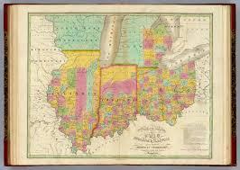 Iowa Illinois Map File 1854 Colton Pocket Map Of Ohio Michigan Wisconsin Iowa Within