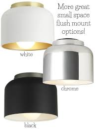 Small Flush Mount Ceiling Lights Best Flush Mount Ceiling Lighting My 10 Faves From Inexpensive