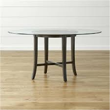 48 inch glass table top 48 inch round glass table top halo ebony round dining table with