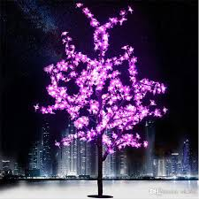 Led Landscape Tree Lights 1 5m 1 8m Led Cherry Blossom Tree Lights New