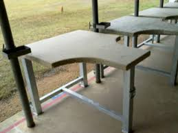 Plans For A Shooting Bench Range Benches And Shooting Rests Whatcha Got Archive Cast