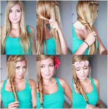 step by step twist hairstyles trendy creative twist side braid hairstyle tutorial