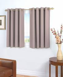 45 Inch Curtains 45 Inch Curtains Curtains 64 Inches Grommet Top Thermal Insulated