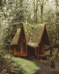 Arched Cabins by Enchanting Forest Cabin U2013 Interview With Builder