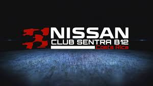 nissan mexico logo club nissan sentra b12 cr 1era reunión 2017 youtube