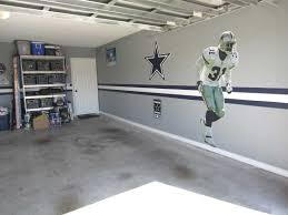 Home Interior Cowboy Pictures Diy Dallas Cowboys Garage Garage Pinterest Cowboys Dallas