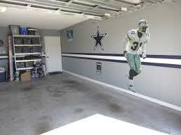 diy dallas cowboys garage garage pinterest cowboys dallas