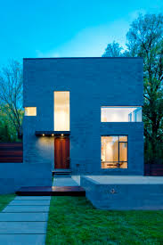 hampden lane house robert gurney architect archdaily