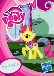 My Little Pony Blind Bag Wave 2 Mlp Honeybelle Blind Bag Cards Mlp Merch