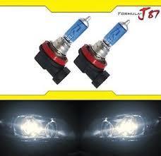 fog light bulb replacement halogen h16 type two 64219 19w 5000k white fog light bulb