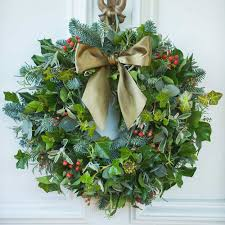 best wreaths to dress your home ideal home