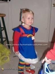 Rainbow Halloween Costume Coolest 40 Homemade Rainbow Brite Costumes Halloween