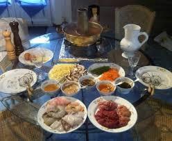 fondue vietnamienne cuisine asiatique fondue chinoise vietnamienne recette de fondue chinoise