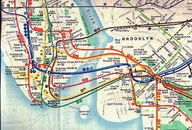 map of new york subway design longevity new york city subway map