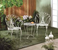 Iron Table And Chairs Patio Patio Furniture Or Garden Furniture We Have Unique And Beautiful