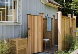 outdoor shower door video and photos madlonsbigbear com