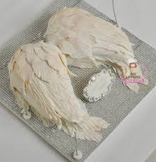 Angel Wings Home Decor by Angel Wing Birthday Cake By Ece Akyildiz Www Mutlukekler Com Ece