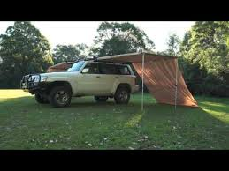 Jeep Wrangler Awning Adventure Kings Double Swag Big Daddy Deluxe Adventure Kings