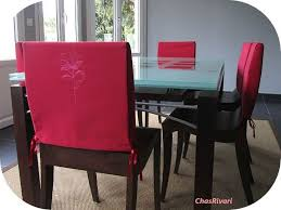 dossier de chaise housse dossier chaise stuffwecollect com maison fr