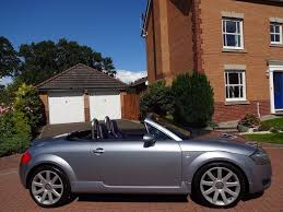 1 of only 62 produced 2004 audi tt cabriolet roadster quattro