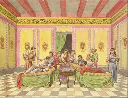 cuisine de la rome antique repas des romains