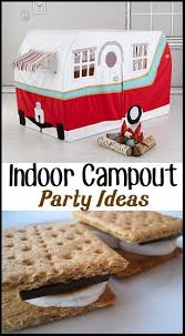 Backyard Campout Ideas 53 Best Bday Ideas Camping Party Images On Pinterest Birthday