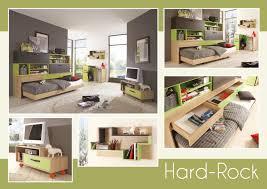 Schreibtisch Mit Regalaufsatz Jugendzimmer Mod 855732 Grün Anthrazit Hellbraun H U0026c Möbel