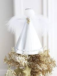 Christmas Angels Decorations by Make A Christmas Angel For The Tree Christmas Tree Decorations