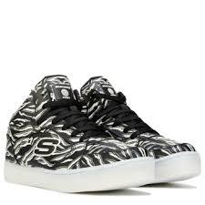 skechers led light up shoes skechers energy lights glow in dark sneaker pre grade black print