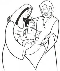 holy family coloring page hd printable coloring pages coloring