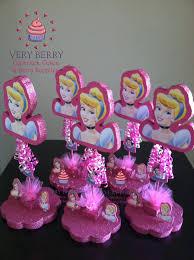 cinderella centerpieces veryberry cupcakes cinderella glitter centerpieces