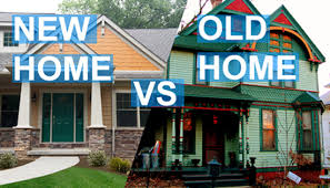 buying older homes should i buy a used home or a new home