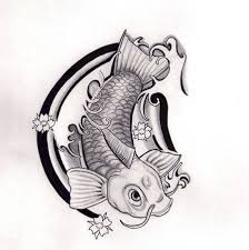 tribal n koi fish tattoo design in 2017 real photo pictures