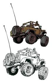 jeep clip art photo collection off road jeep drawing