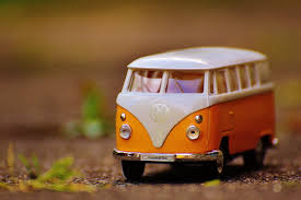 orange volkswagen van orange and white volkswagen bus toy hd wallpaper wallpaper flare